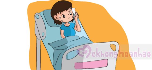 Chăm sóc sau sinh mổ trong phòng hồi sức