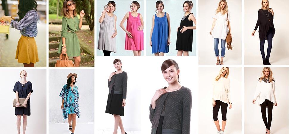 Thời trang bà bầu công sở – Mặc đẹp cho 9 tháng mang thai