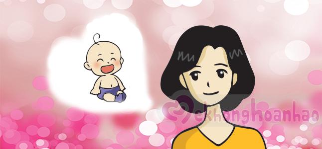 Những dấu hiệu mang thai giả dễ bị nhầm lẫn