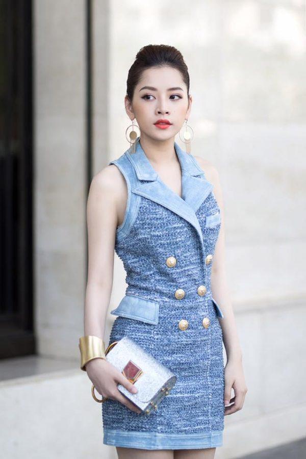 Các kiểu bông tai đẹp khiến sao Việt và thế giới mê mẫn hình ảnh 12