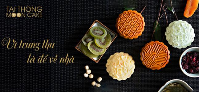 Những chiếc bánh trung thu độc đáo đến từ Malaysia