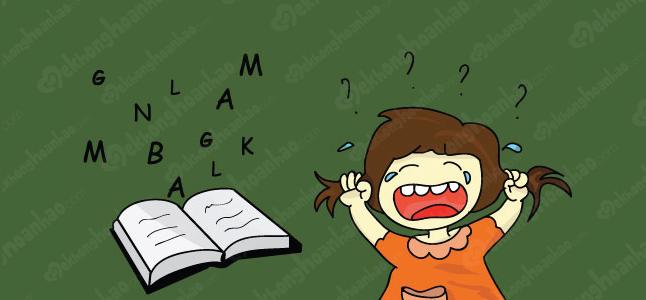 Chứng khó đọc ở trẻ em