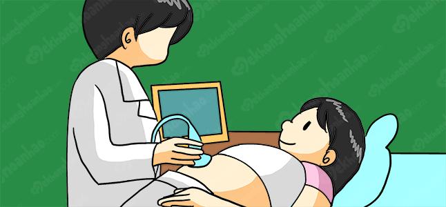 Điều thú vị khi siêu âm 3 tháng giữa thai kỳ