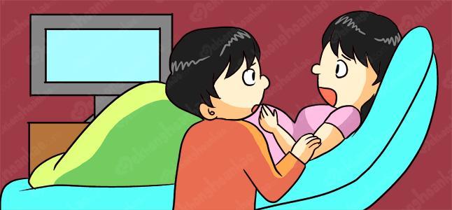 Chồng nên làm gì khi vợ chuyển dạ ở kỳ chuyển dạ đầu