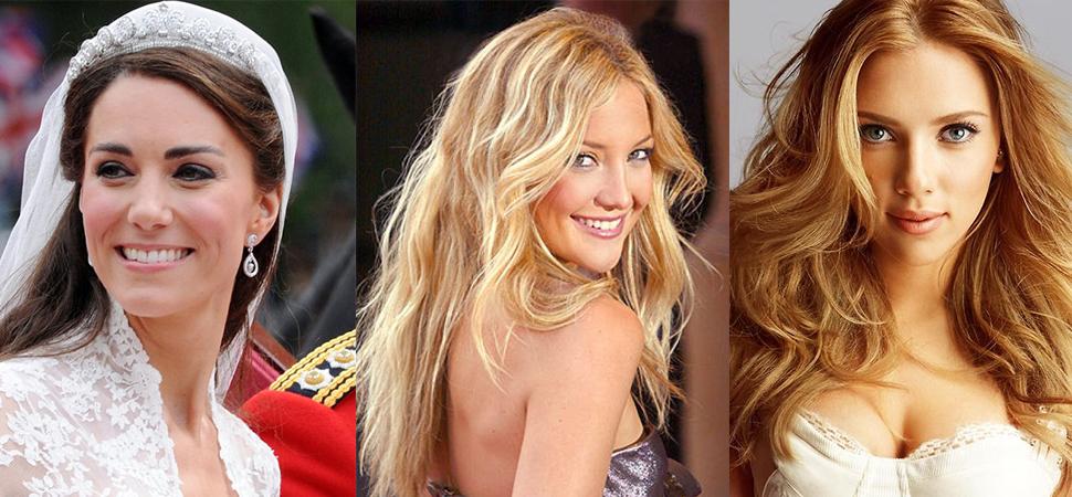 9 mỹ nhân nổi tiếng tự trang điểm không cần đến chuyên gia