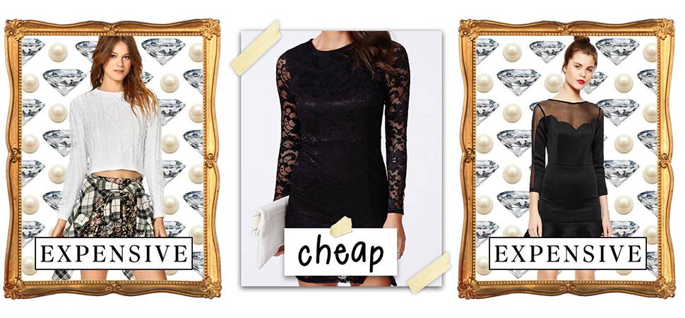 """Quần áo thời trang sang trọng hay """"rẻ tiền"""" – do bạn"""