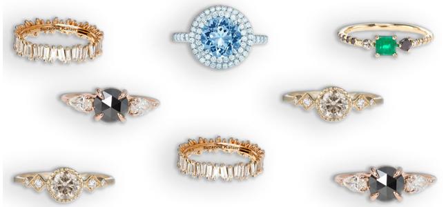 Gợi ý những mẫu nhẫn đính hôn đẹp nhất hiện nay