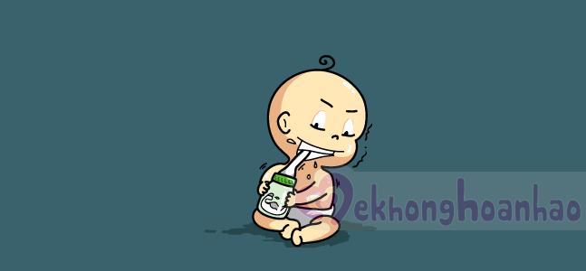 Mách mẹ cách cai sữa cho bé hiệu quả
