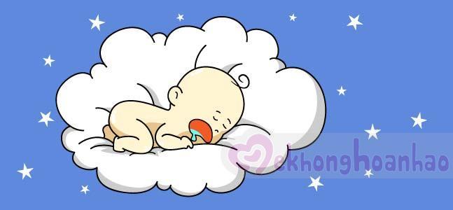 Cách giúp trẻ sơ sinh ngủ ngon mẹ bỉm sữa nên biết