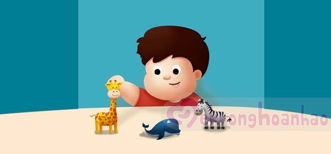 Bỏ túi cách dạy bé học các loài vật thật thú vị