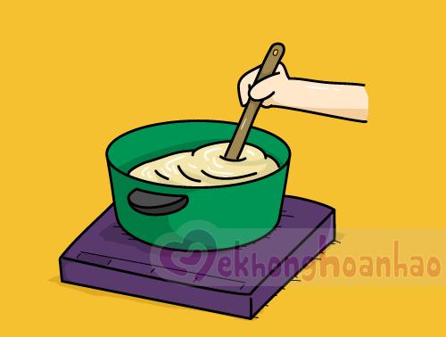 Hướng dẫn cách nấu cháo cho bé ăn dặm truyền thống hình ảnh 2