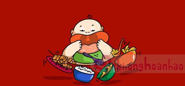 Mách mẹ bí quyết giúp bé ăn ngon miệng mỗi ngày