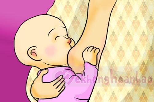 Mách mẹ một số cách chữa tắc tia sữa sau sinh hiệu quả