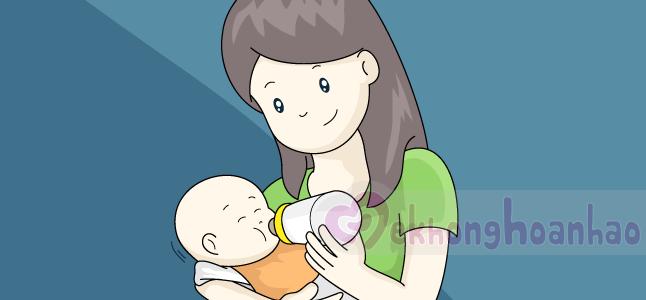 Mách mẹ bí quyết chọn sữa công thức cho trẻ sơ sinh