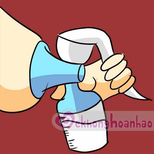 Hướng dẫn mẹ cách sử dụng máy hút sữa - hình ảnh 2