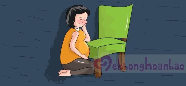Nắm rõ bệnh lý trầm cảm khi mang thai để khắc phục hậu quả!