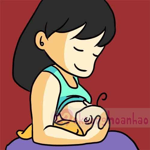 Tư thế cho con bú đúng cách mẹ bỉm sữa nhất định phải biết - hình ảnh 3