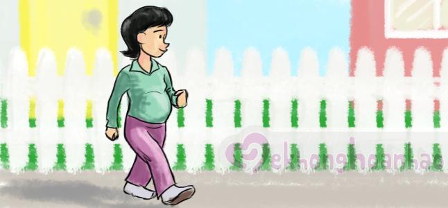 Cách kích thích chuyển dạ tự nhiên cho mẹ bầu quá ngày dự sinh