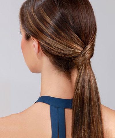 Bật mí các kiểu tóc đẹp đơn giản dễ làm cho cô nàng công sở hình ảnh 11