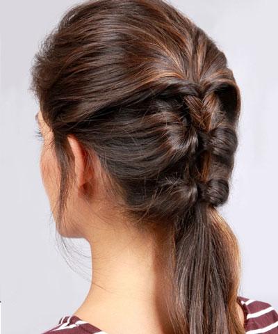 Bật mí các kiểu tóc đẹp đơn giản dễ làm cho cô nàng công sở hình ảnh 15