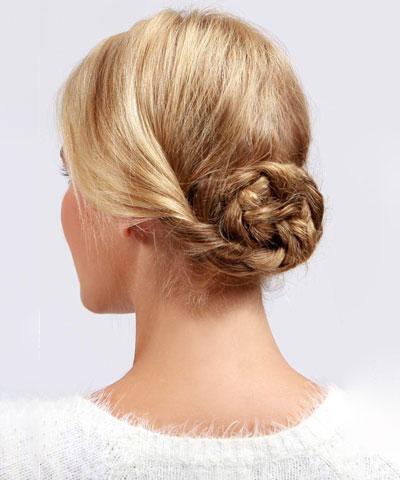 Bật mí các kiểu tóc đẹp đơn giản dễ làm cho cô nàng công sở hình ảnh 18