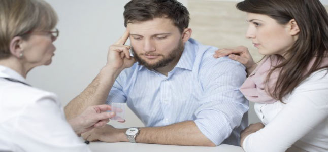 Xoay quanh vấn đề vô sinh ở nam giới