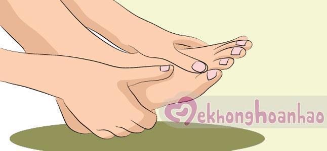 Bệnh nấm chân và cách chữa nấm chân hiệu quả