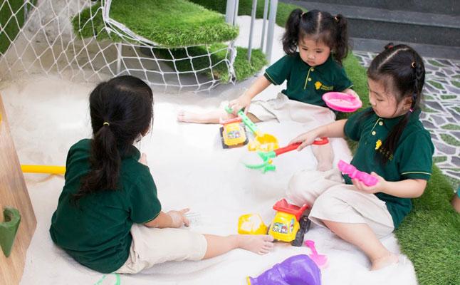 Tiêu chí chọn trường mầm non song ngữ chất lượng cho con