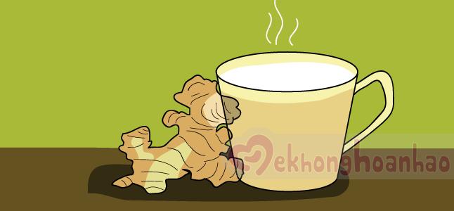 Cách làm trà gừng – Đồ uống mùa đông tuyệt vời
