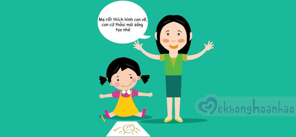 Phát triển cảm xúc và sự tự tin của bé gái 5 – 12 tuổi