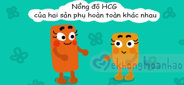 Nồng độ hCG là gì?