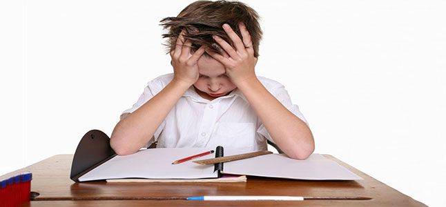 """""""Hô tên"""" 5 nguyên nhân trẻ bị stress cha mẹ nên biết!"""