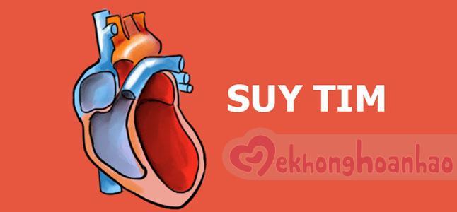 Bệnh suy tim: Sớm nhận biết để điều trị kịp thời!