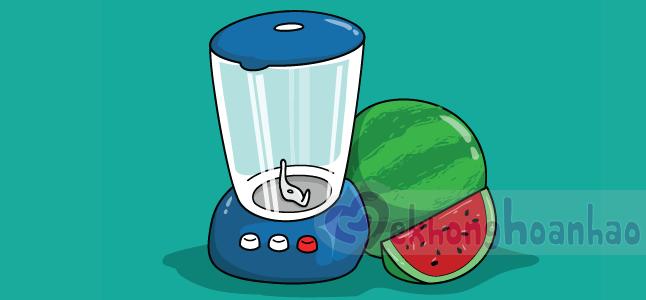Cách làm nước ép trái cây ngon cho bé trên 1 tuổi