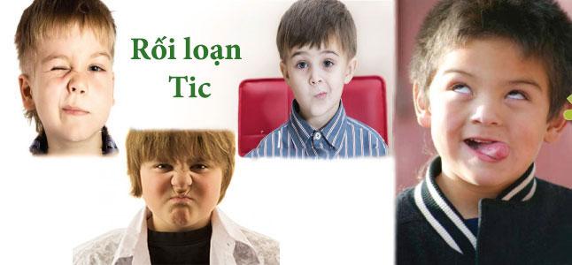 Cần phát hiện sớm rối loạn Tic ở trẻ em