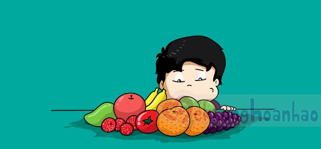 Một số lưu ý khi làm nước ép trái cây cho bé