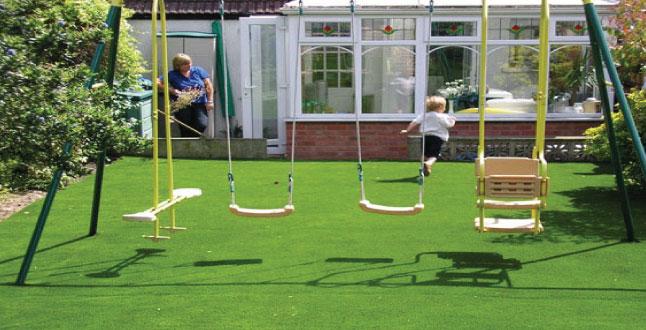"""Những điều """"cốt lõi"""" bạn nên biết khi làm sân chơi cho trẻ"""