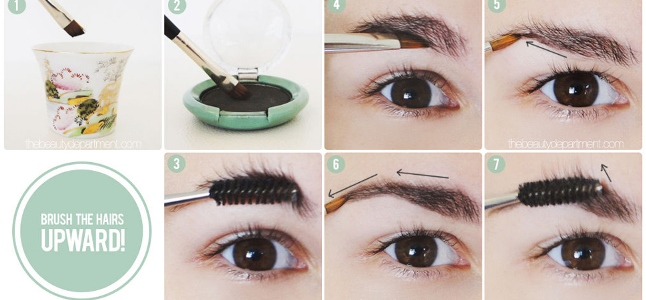 Cách khắc phục khi tỉa lông mày bị hỏng
