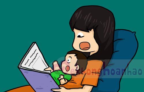 Khả năng lắng nghe và tạo âm thanh của trẻ 1 -3 tháng tuổi hình ảnh 3