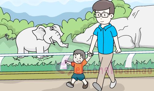 Những câu hỏi vì sao của bé - Bố mẹ ứng xử ra sao hình ảnh 2