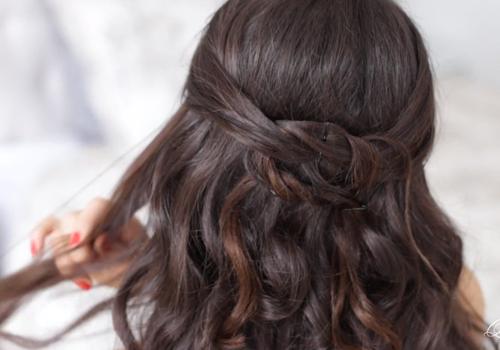 3 cách làm tóc đẹp cho ngày Valentine ngọt ngào hình ảnh 10