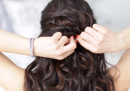 3 cách làm tóc đẹp cho ngày Valentine ngọt ngào hình ảnh 11