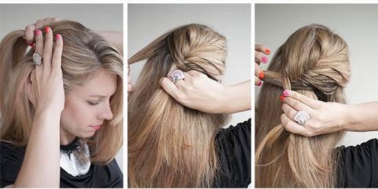 3 cách làm tóc đẹp cho ngày Valentine ngọt ngào hình ảnh 13