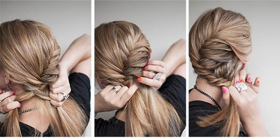 3 cách làm tóc đẹp cho ngày Valentine ngọt ngào hình ảnh 14