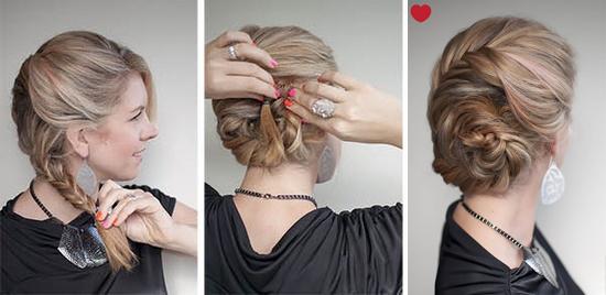 3 cách làm tóc đẹp cho ngày Valentine ngọt ngào hình ảnh 15