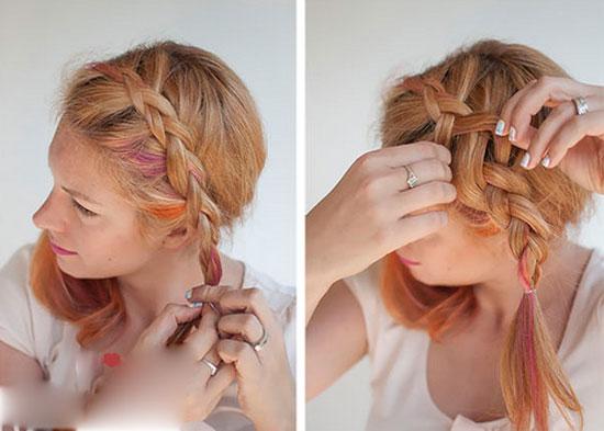 3 cách làm tóc đẹp cho ngày Valentine ngọt ngào hình ảnh 4