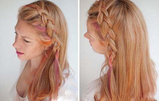 3 cách làm tóc đẹp cho ngày Valentine ngọt ngào hình ảnh 5