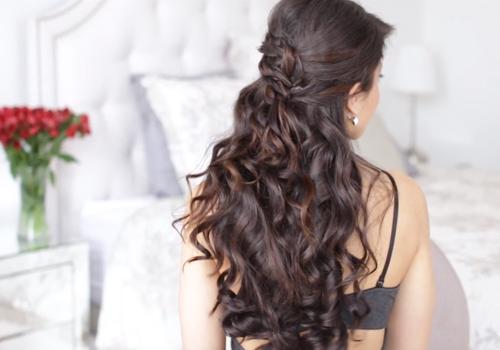 3 cách làm tóc đẹp cho ngày Valentine ngọt ngào hình ảnh 6