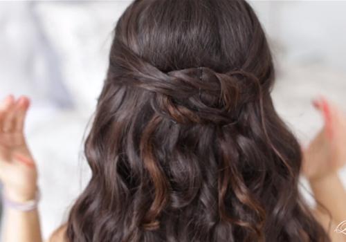 3 cách làm tóc đẹp cho ngày Valentine ngọt ngào hình ảnh 9