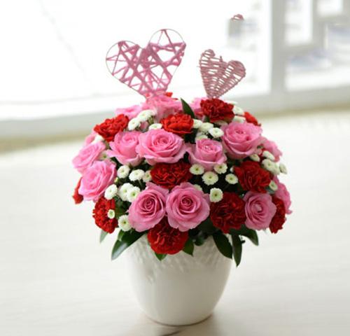Mát nhãn với bộ sưu tập cách cắm hoa hồng đẹp tinh tế hình ảnh 2